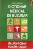 Cumpara ieftin Dictionar medical de buzunar italian - roman - italian