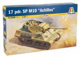 + Kit tanc 1/35 Italeri 6485 - M10 Achilles Tank Destroyer +