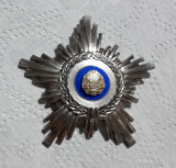 Ordinul Steaua Romaniei - RPR - Argint marcat - Rara