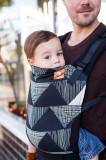 Marsupiu Tula Toddler Canvas Illusion, Baby Tula