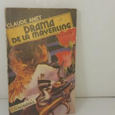 Claude Anet - Drama de la Meyerling