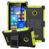 Cumpara ieftin Husa Marmalis Armor Verde Pentru Nokia Lumia 435
