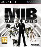 Men In Black 3 Alien Crisis Ps3