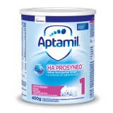 Lapte praf Aptamil HA1, pana la 6 luni, 400g, Nutricia
