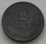 2 Lei 1941 Zinc, Romania