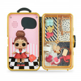 Papusa LOL Surprise Style Suitcase, Boss Queen, 560418