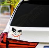 Joker Face-Model 2-Stickere Auto-Cod:ESV-060-Dim : 15 cm. x 11.7 cm.