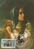 Romania 1989-maxime-,Expozitia Filatelica-Ziua Marcii Postale