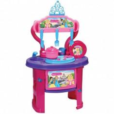 Bucatarie pentru copii Ucar Toys Princess Maya and Friends, 19 piese
