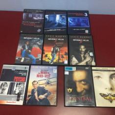 colectia DVD - Paranormal Activity 1 , 2 , 3 , romana , NOI