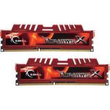 Kit memorie G-Skill 8 Gb (2x4Gb) dual channel DDR3 1600 mhz XMP ready
