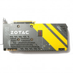 Placa video gaming Zotac GeForce GTX 1070 AMP! 8GB GDDR5 256-bit la cutie, PCI Express, 8 GB, nVidia