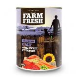 Farm Fresh - Calf with Sweet Potatoes 400g