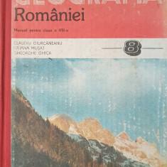 GEOGRAFIA ROMANIEI Manual clasa a VIII-a - Giurcaneanu, Musat