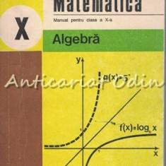 Matematica. Manual Pentru Clasa a X-a - C. Nastasescu, C. Nita, S. Popa