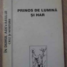 PRINOS DE LUMINA SI HAR. VERSURI - PAN. M. VIZIRESCU