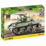 Cumpara ieftin Set de construit Cobi, World War II, Sherman M4A1 (420 pcs)