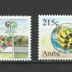 ARUBA 2006 FOTBAL CAMPIONATUL MONDIAL DIN GERMANIA, Nestampilat