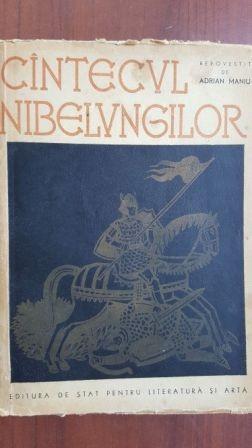 Cantecul nibelungilor
