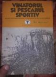 Lot 3 Reviste/Revista Vanatorul si pescarul SPORTIV 1981,stare Foto,T.GRATUIT