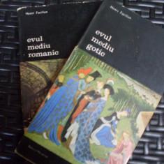 Evul Mediu Romantic Vol.1-2 - Henri Focillon ,549390