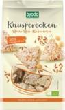 Mini Crackers din Orez Rosu si Naut Bio Fara Gluten 90gr Byodo Cod: 25340