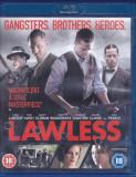 Film Blu Ray: Lawless ( Tom Hardy , subtitrare engleza )