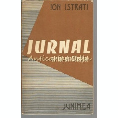 Jurnal Strict Confidential - Ion Istrati
