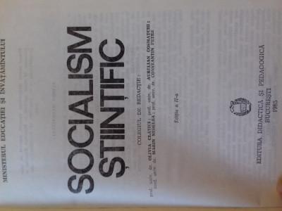 SOCIALISM STIINTIFIC foto