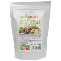 Cafea Verde Macinata cu Ghimbir 300gr