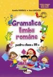 Gramatica limbii romane pentru clasa a III-a, Aramis