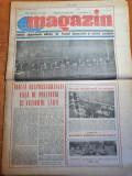 Magazin 24 martie 1984-realizarile scolii romanesti de oncologie
