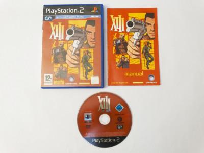 Joc Sony Playstation 2 PS2 - XIII foto