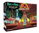 Joc Rick And Morty Anatomy Park