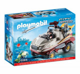 Playmobil City Action, Masina de teren amfibie