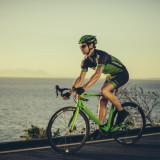 Bicicleta Oe Skoda Road Elite Negru / Verde Marime Rama S 000050212AA