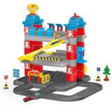 Set de constructie - Garaj cu 3 nivele, DOLU