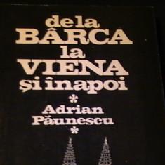 DE LA BIRCA LA VIENA SI INAPOI-ADRIAN PAUNESCU- DESENE ANDREI PAUNESCU-376 PG-