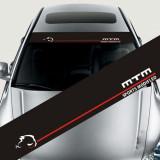 Sticker parasolar auto RABBIT (126 x 16cm), 4World