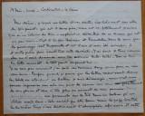 Scrisoare expediata din Cairo  de Cella Delavrancea