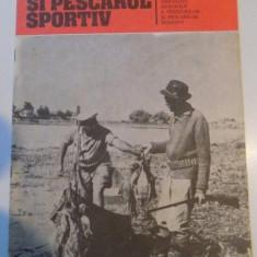 VANATORUL SI PESCARUL SPORTIV , REVISTA ASOCIATIEI GENERALE A VANATORILOR SI PESCARILOR SPORTIVI , NR. 8 , AUGUST 1982