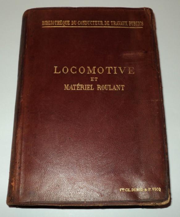Locomotive et materiel roulant, Maurice Demoulin, 1896, material rulant