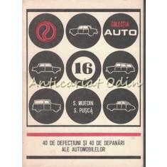 40 De Defectiuni Si 40 De Depanari Ale Automobilelor - Ing. Sureia Muedin