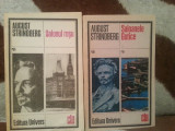 SALONUL ROSU/SALOANELE GOTICE-AUGUST STRINDBERG (2 VOL)
