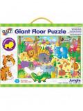 Giant Floor Puzzle: Jungla (30 piese), Galt