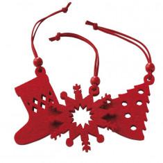 Ornamente pentru Craciun - Set 12 bucati