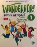 Wunderbar!: Arbeitsbuch + Audio-CD 1