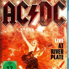 ACDC Live At The River Plate (bluray)