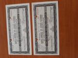 2 CEC - uri de calatorie , serii consecutive