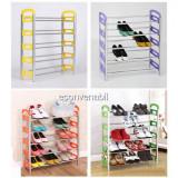 Suport Organizare Pantofi 5 etaje Div. Culori You Lite YLT08045